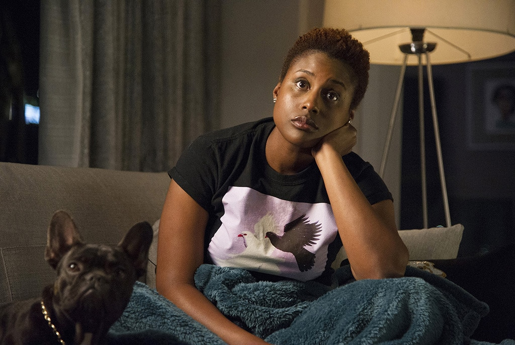 "Issa Rae,  Insecure  -  ""On Sunday, I promised myself I'd take a drinking hiatus, but that's cancelled now. So grateful to Prentice Penny, our  Insecure  family and to HBO for putting so much faith in our show,"" the Outstanding Lead Actress in Comedy Series nominee shared in a statement."