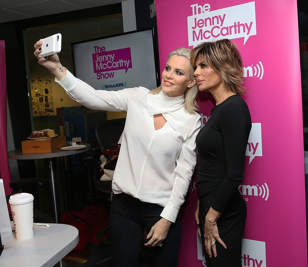 Jenny Mccarthy  Lisa Rinna From The Big Picture Todays -6470