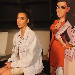 Kim Kardashian, Behind-the-Scenes, Kim Kardashian: Hollywood, Game