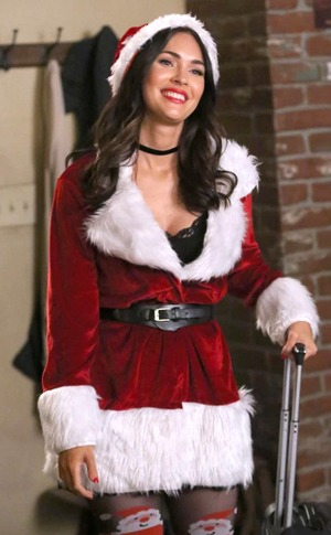 Sexy Santa, Megan Fox