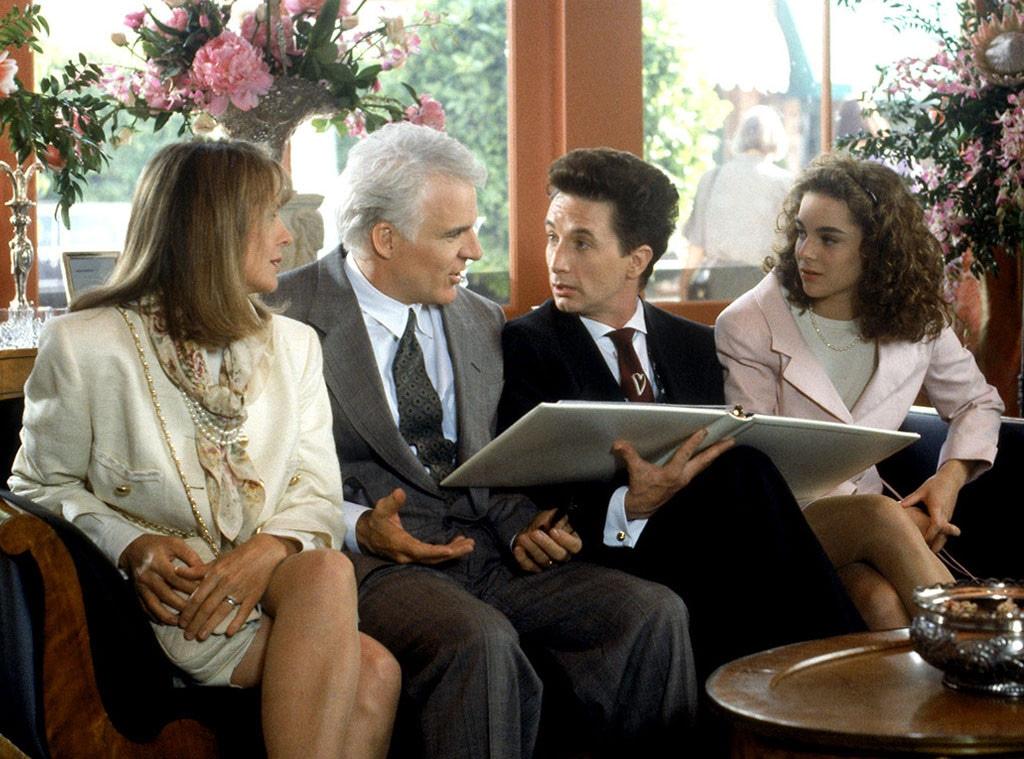Father of the Bride, Steve Martin, Diane Keaton, Martin Short, Kimberly Williams
