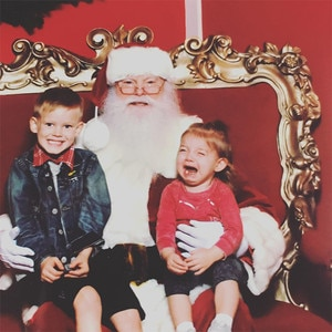 Hilary Duff, Son Luca, Niece Ryan