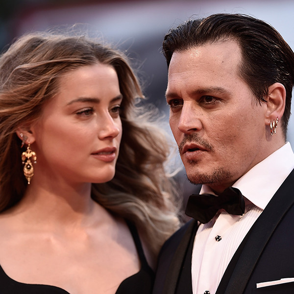 Johnny Depp Claims Amber Heard Is Making a ''Blatant Attempt to Extend Her 15 Minutes of Fame'' Through Their Divorce