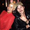 Amber Rose, Val Chmerkovskiy, Instagram
