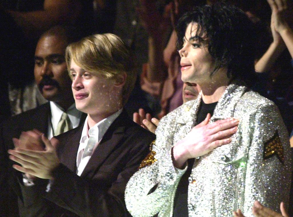 Michael Jackson, Macaulay Culkin