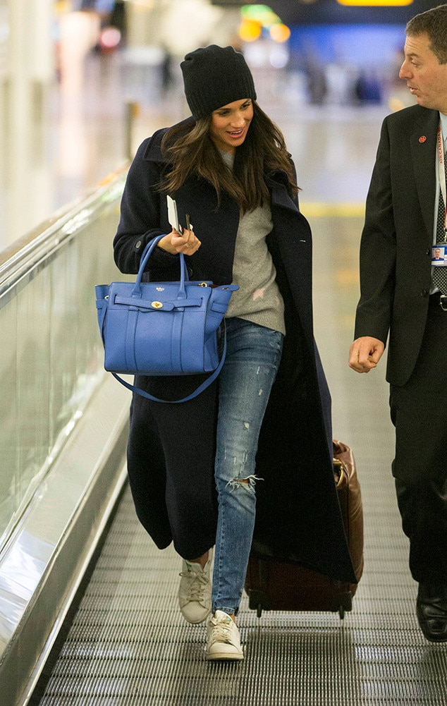Airport Style from How to Dress Like Meghan Markle
