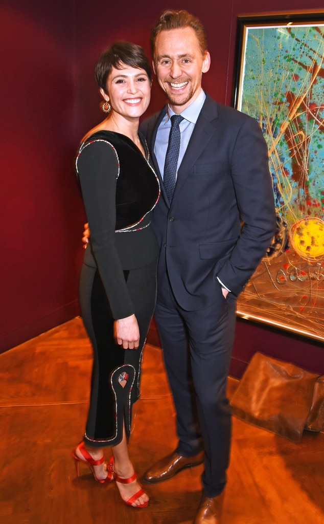 Gemma Arterton,Tom Hiddleston