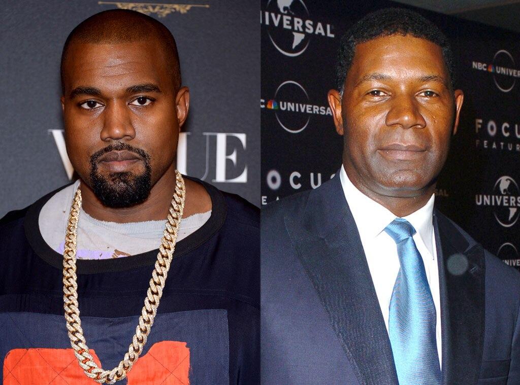 Kanye West, Dennis Haysbert