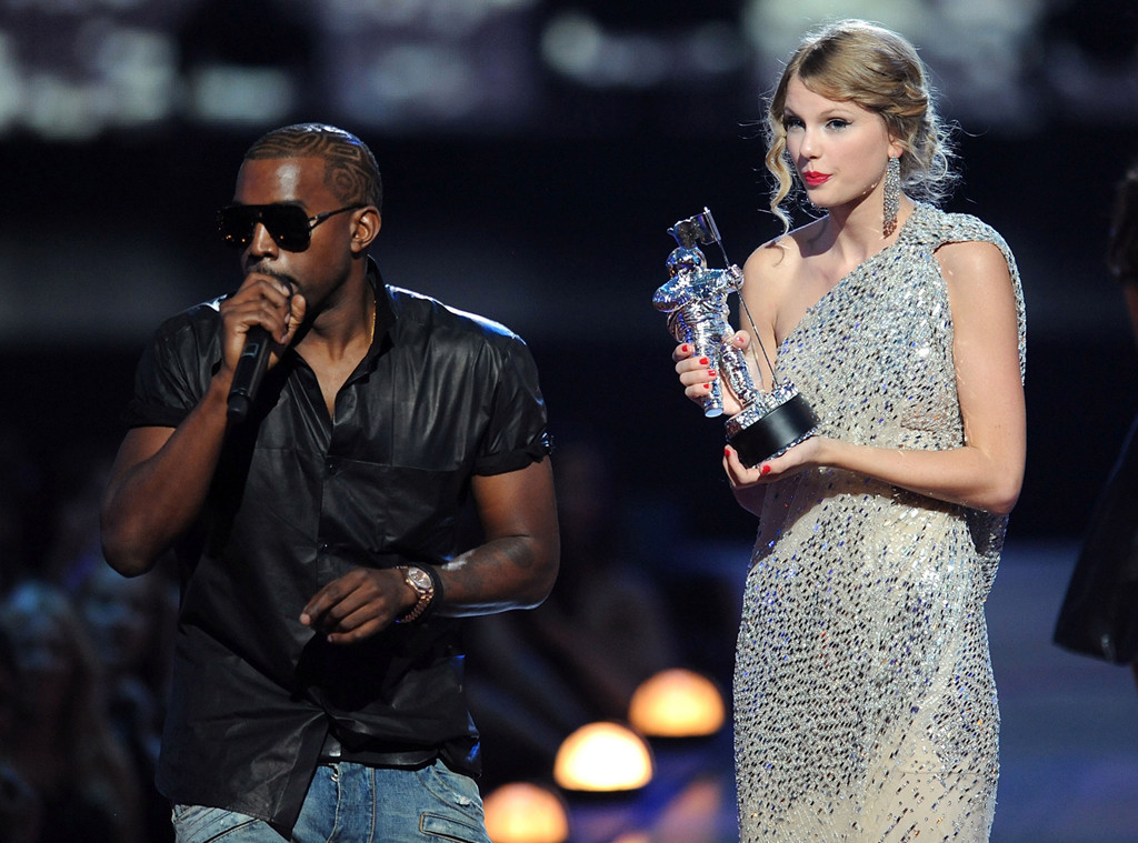 Taylor Swift, Kanye West, MTV Video Music Awards