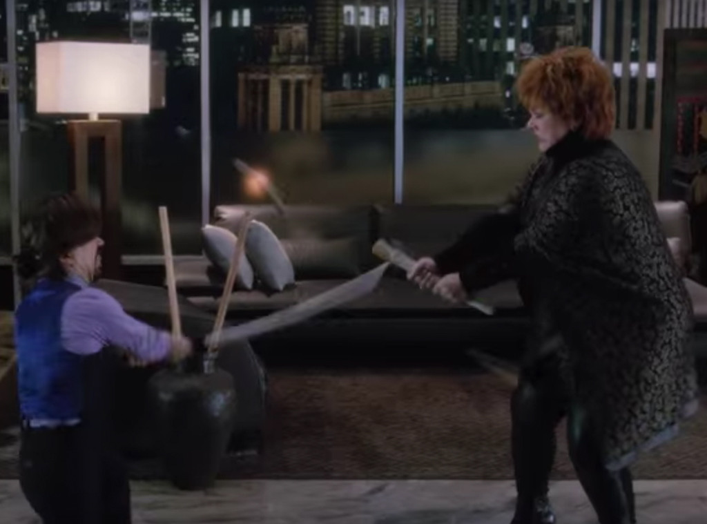 Melissa McCarthy, Peter Dinklage, The Boss
