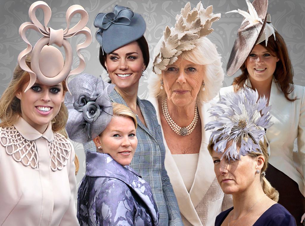 7efd936840a The Royal Family Guide to Wearing Hats