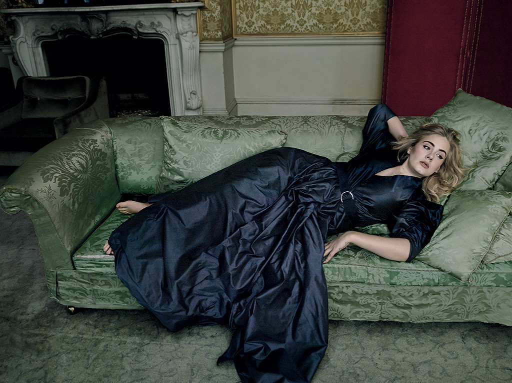 Adele, Vogue, March 2016