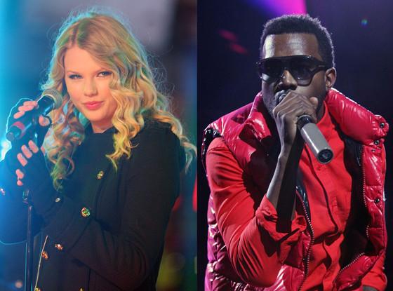 Taylor Swift, Kanye West, 2008