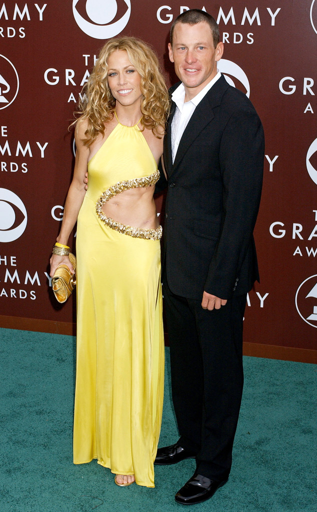 Sheryl Crow, Lance Armstrong, Grammy Couples