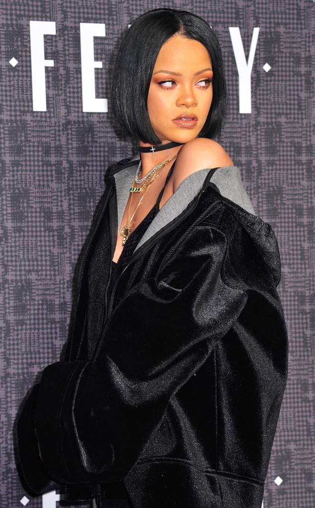 Rihanna, NYFW