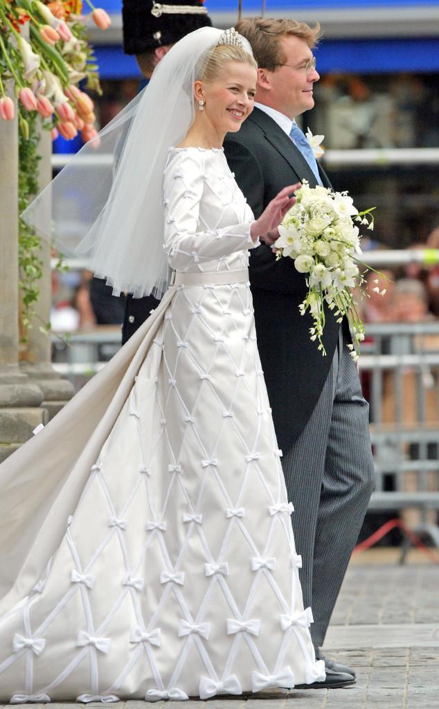Mabel Wisse Smit, Wedding