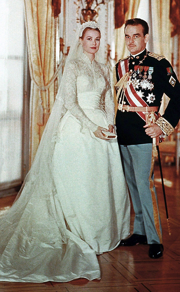 Princess Grace Of Monaco Wedding Dress - Wedding Dress & Decore Ideas