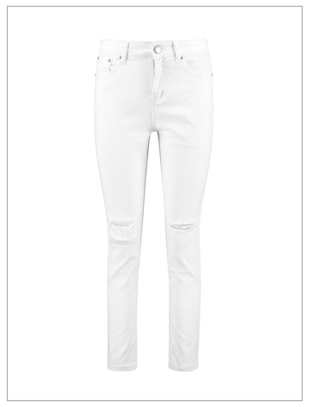 ESC: White Jeans
