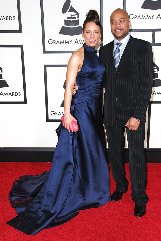 Alicia Keys, Kerry Brothers, Grammy Couples