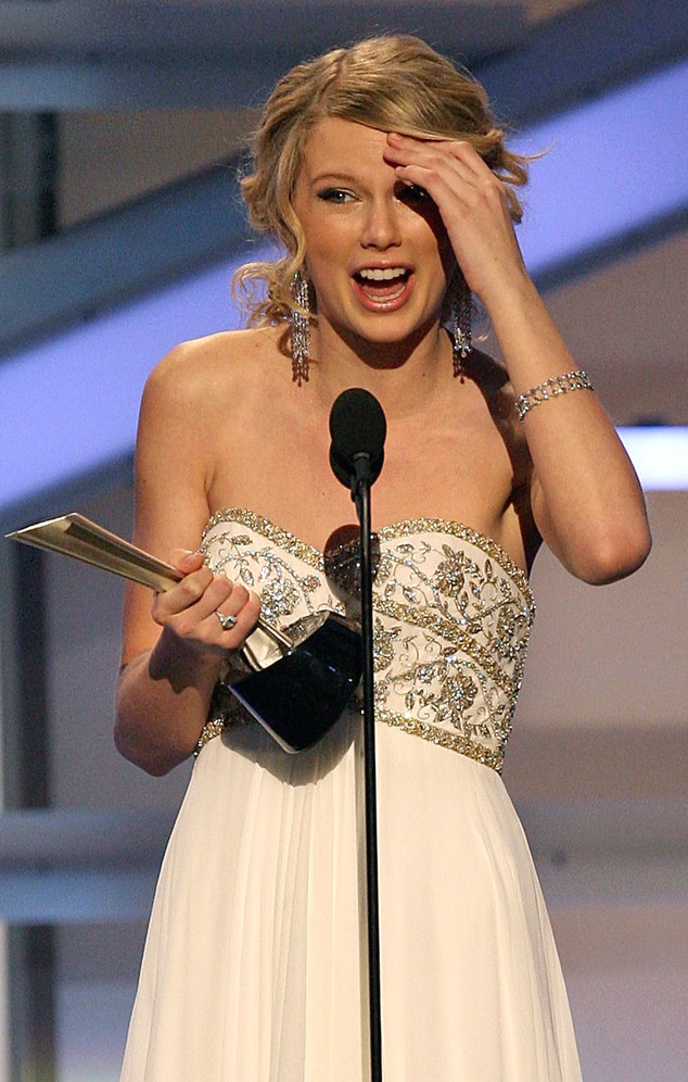 Taylor Swift, 2008