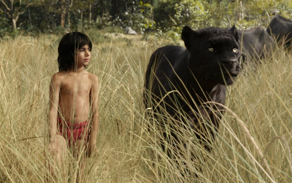 The Jungle Book  -  Disney took on a massive undertaking for their next adaptation, choosing to bring  The Jungle Book  to life in 2016. The studio entrusted actor-director  Jon Favreau  to helm the film, which starred young newcomer  Neel Sethi  as Mowgli and featured the voice and motion capture performances of  Bill Murray, Ben Kingsley, Idris Elba, Lupita Nyong'o, Scarlett Johansson, Giancarlo Esposito , and  Christopher Walken  as Baloo, Bagherra, Shere Khan, Raksha, Kaa, Akela, and King Louie, respectively.