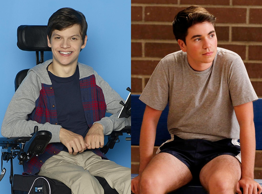 Micah Fowler, Speechless and Noah Galvin, The Real O'Neals