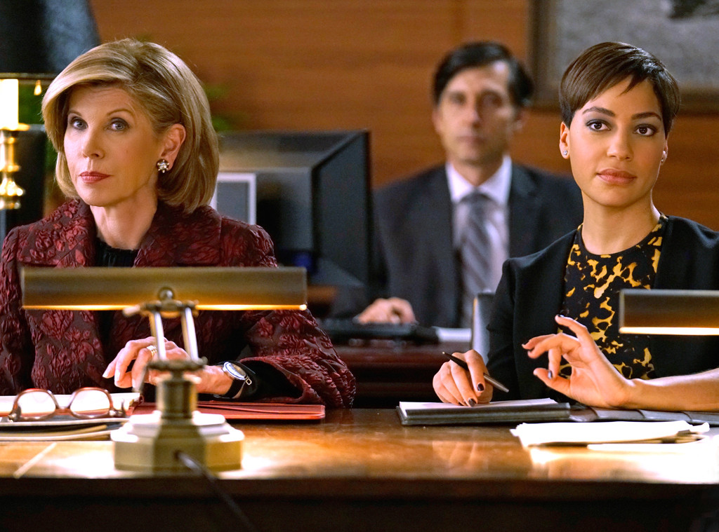 The Good Fight, Cush Jumbo, Christine Baranski
