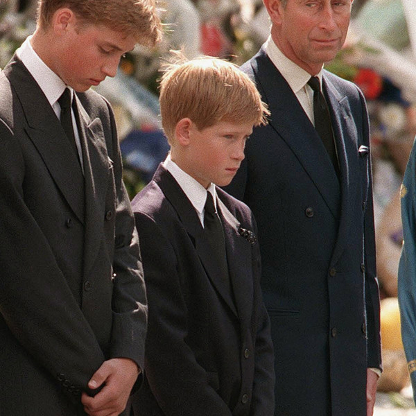 Prince Harry tells the story of what Princess Diana misses