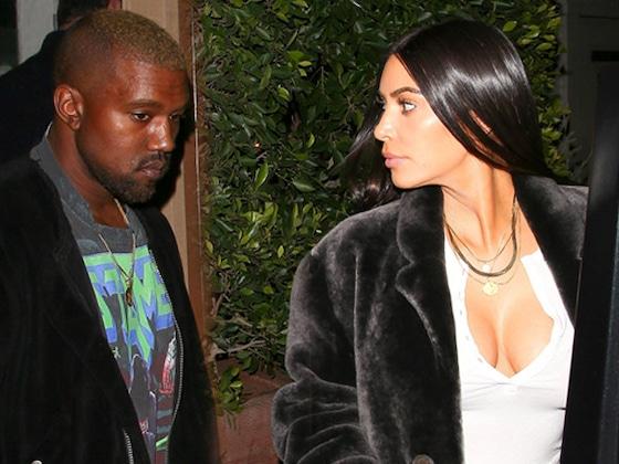 Kim Kardashian und Kanye West zum ersten Mal seit Monaten wieder gemeinsam gesichtet