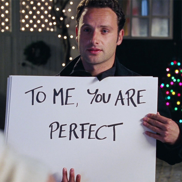 Love Actually, Andrew Lincoln, You Are Perfect
