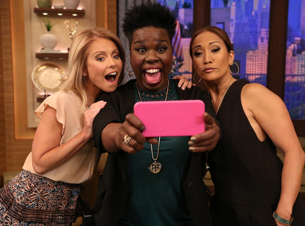 Live with Kelly, Kelly Ripa, Carrie Ann Inaba