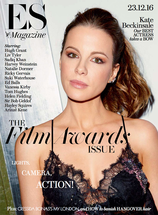 Kate Beckinsale, ES Magazine