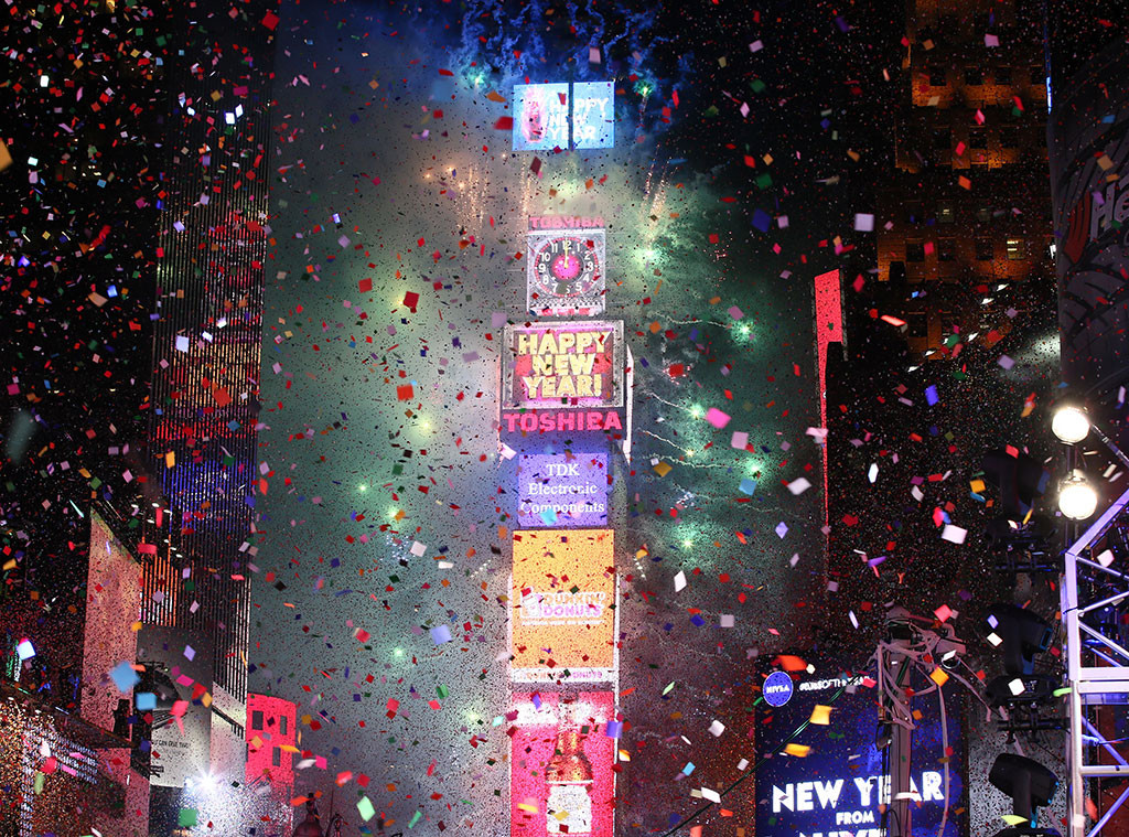 New Years Eve, Times Square
