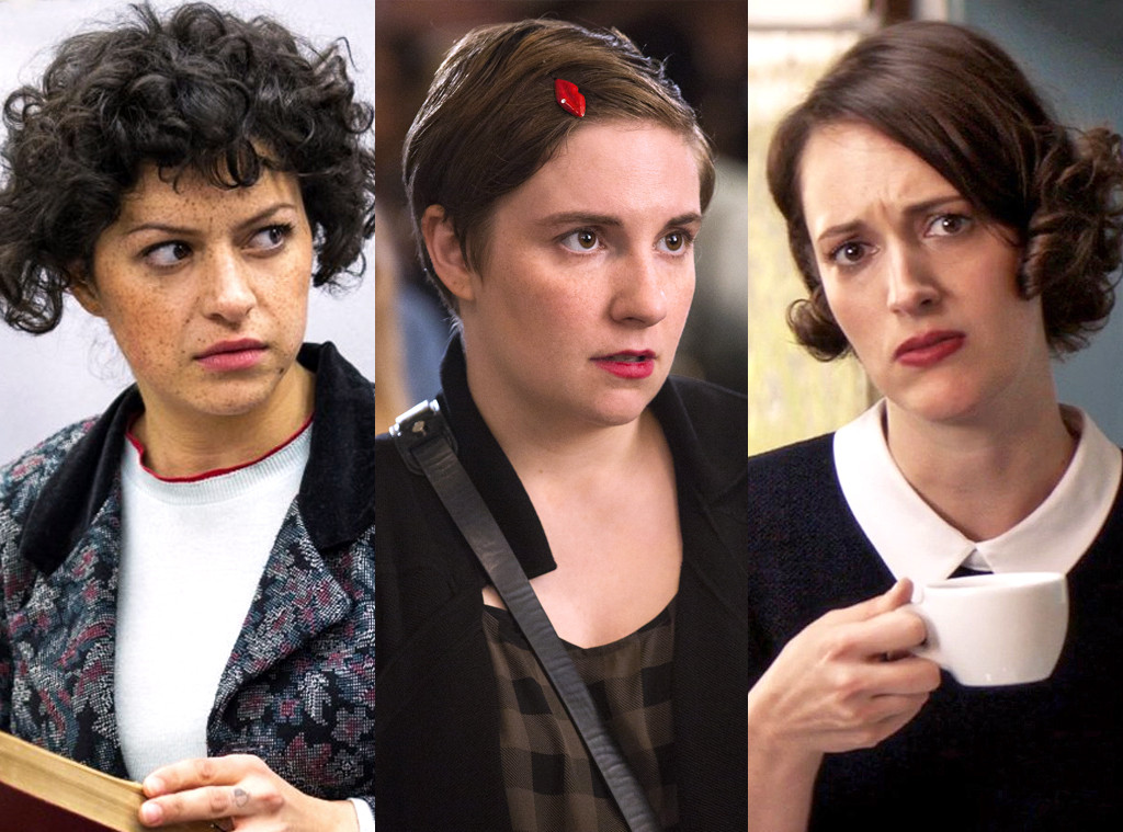 Like This? Watch That, Search Party, Fleabag, Girls