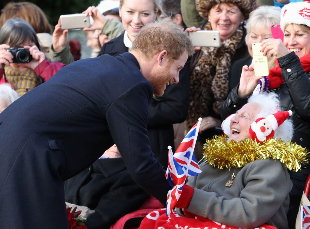 Prince Harry, Christmas