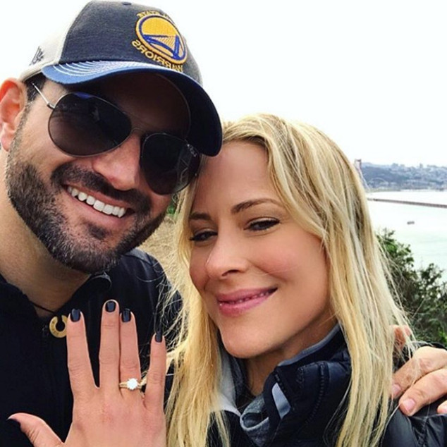 Brittany Daniel, Engaged