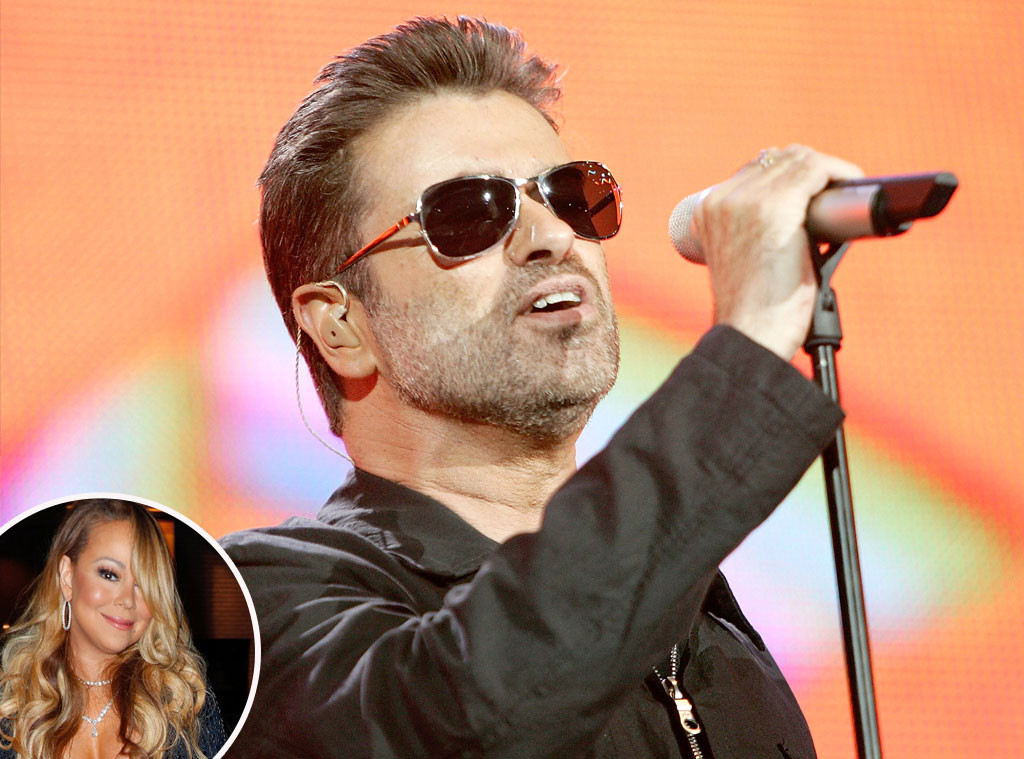 Mariah Carey, George Michael