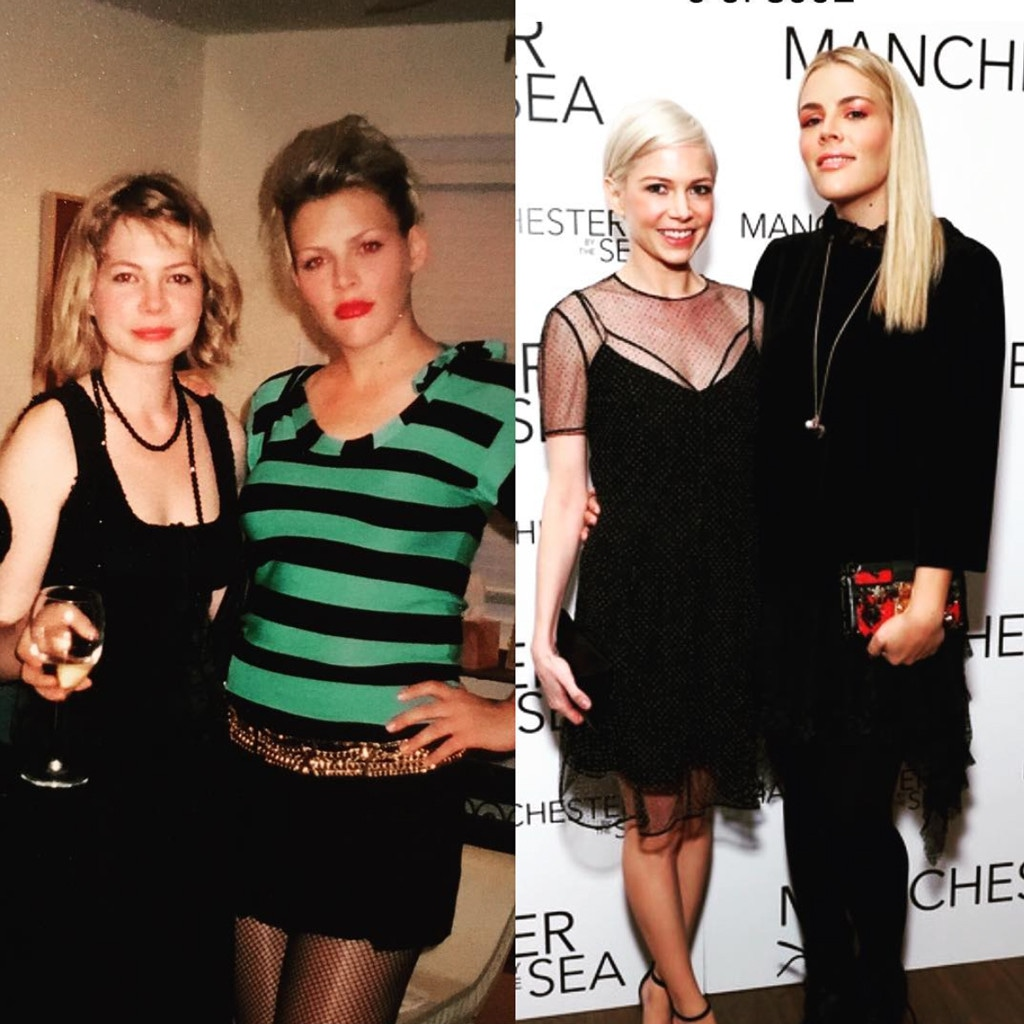 Inside Michelle Williams and Busy Philipps' Enduring Friendship - E! Online