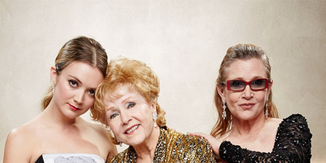 Inside Billie Lourd's Life 6 Months After Her Mom & Grandma's Deaths - E!  Online