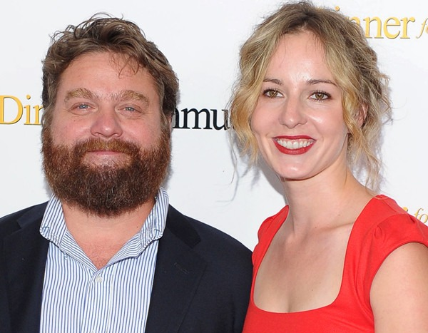Zach Galifianakis Welcomes Baby No 2 With Wife Quinn Lundberg E News