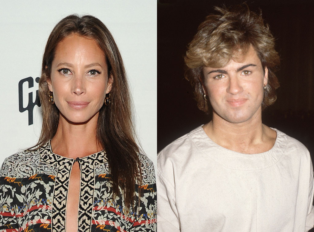 Christy Turlington, George Michael