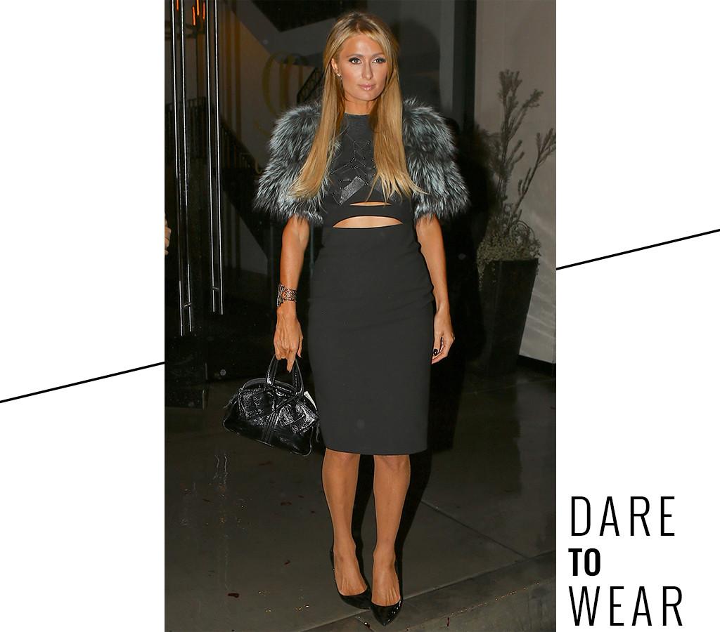 ESC: Dare to Wear, Paris Hilton