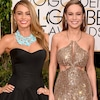 Sofia Vergara, Brie Larson, Golden Globes