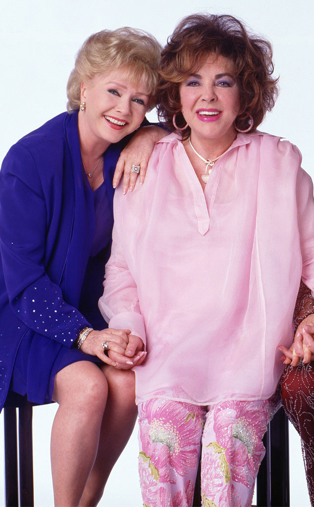 Debbie Reynolds, Elizabeth Taylor
