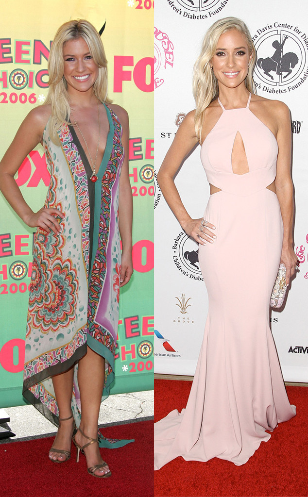 Makeover Week, Young Hollywood: From Basic to Stylish, Kristin Cavallari