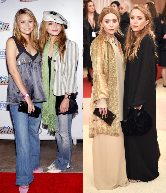Makeover Week, Young Hollywood: From Basic to Stylish, Mary-Kate and Ashley Olsen