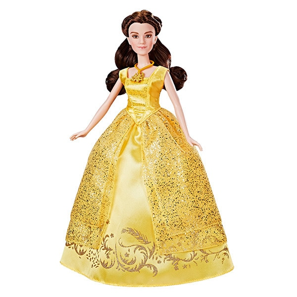 Disney Beauty and the Beast Movie Ballroom Toddler Belle Deluxe Doll Emma Watson