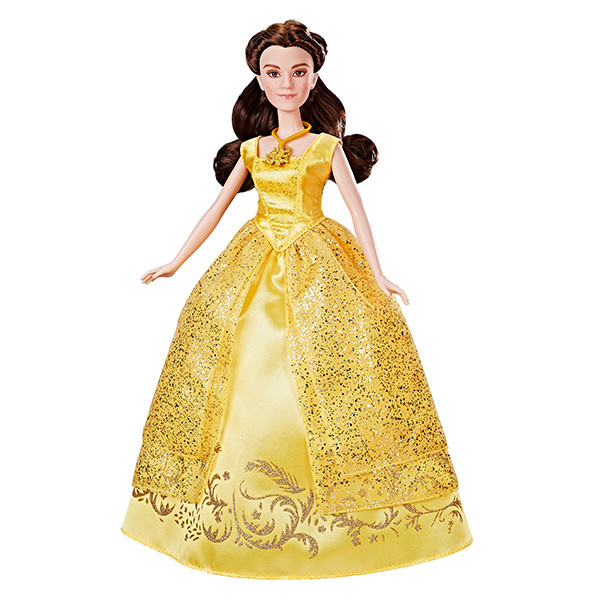 First Look Emma Watson S Beauty And The Beast Dolls Bring The Magic Of The Movie To Life E Online Ca