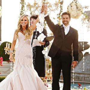 Tamra Judge, Eddie Judge, Wedding