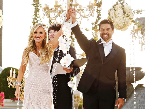 <i>Real Housewives of Orange County</i>'s Tamra and Eddie Judge Celebrate 5-Year Anniversary in Mexico
